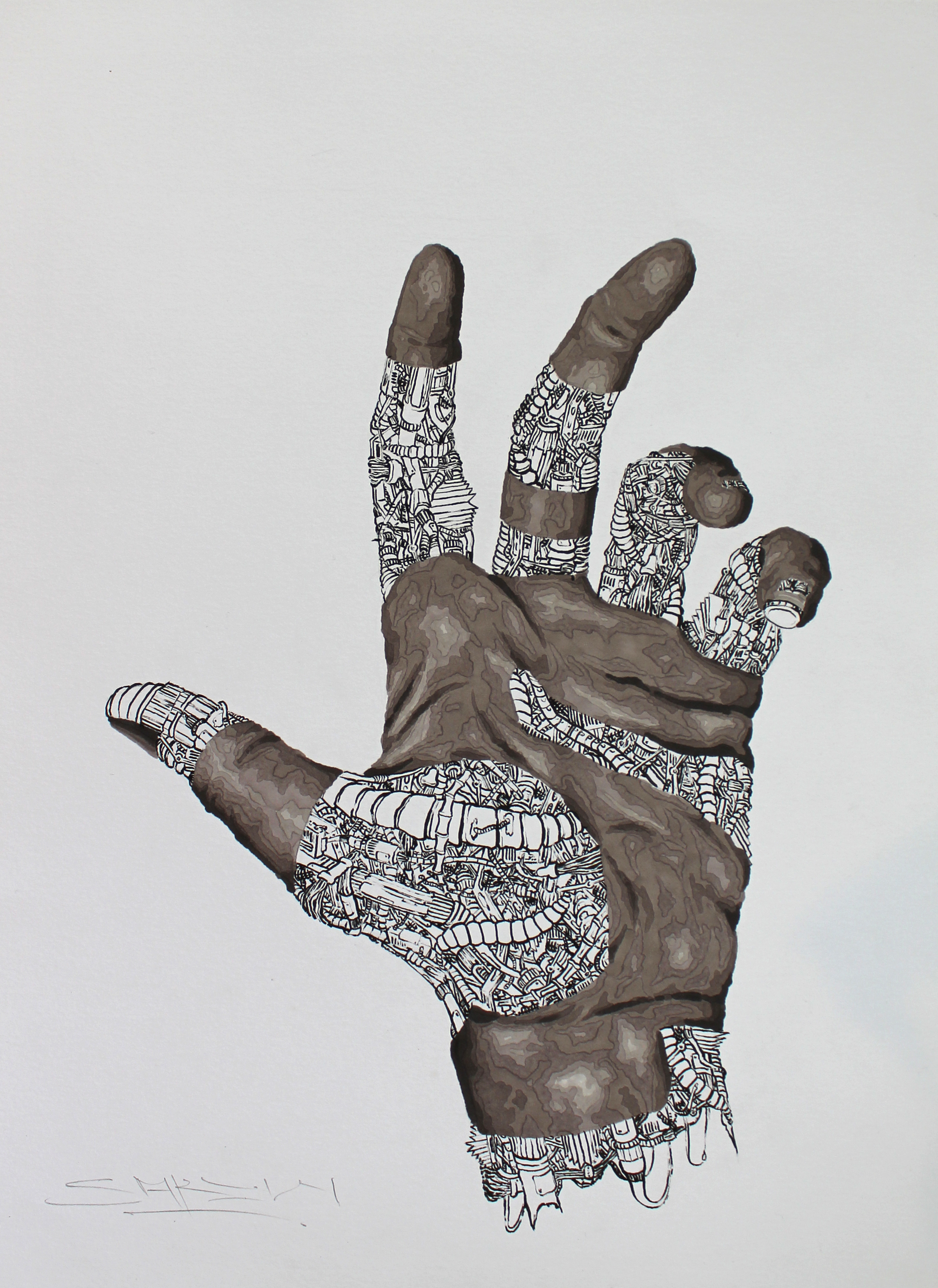 Hand IX