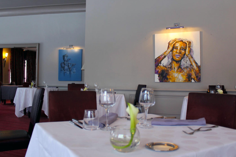 beau-rivage gerardmer restaurant exposition