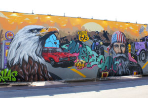 nuit americaine epinal graffiti aigle street art