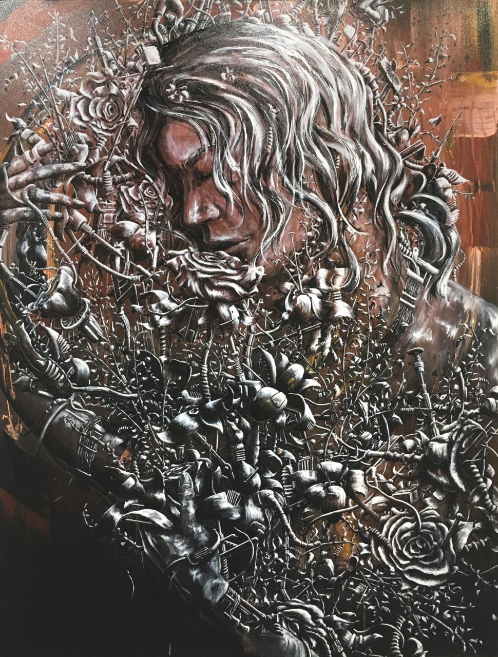 Sakew 92 street art